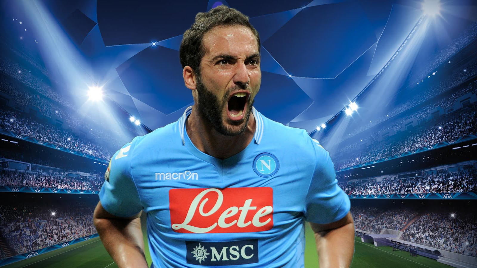 Gonzalo Higuain Wallpapers 1600x900