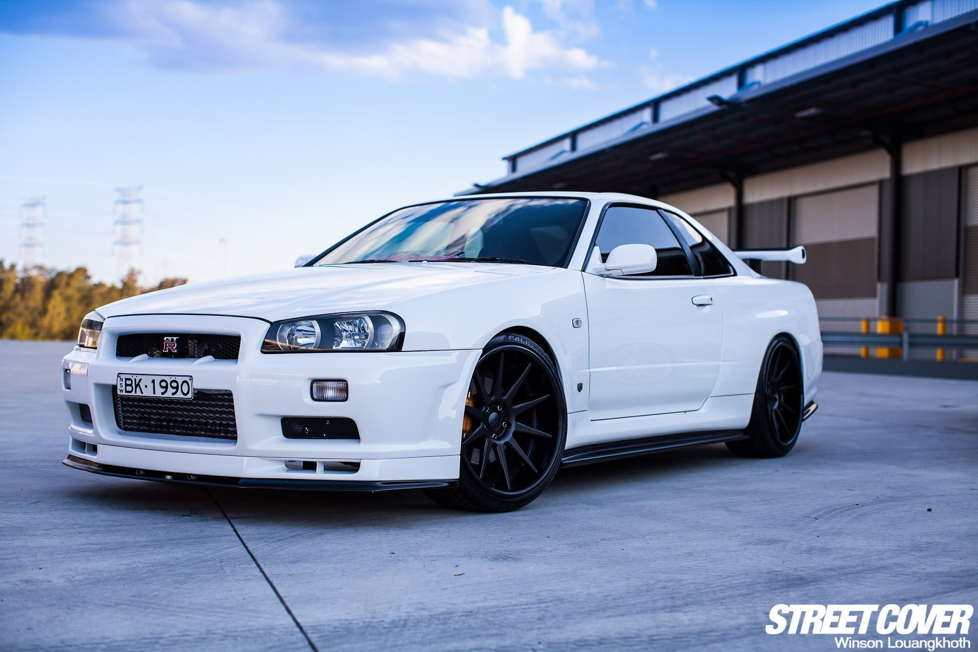 Free Download Nissan Skyline R34 Nismo Tuning Jdm Turbo Rb