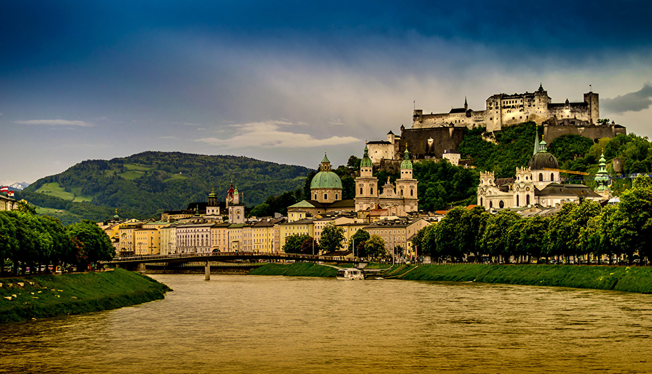 Salzburg Wallpapers and Background Images   stmednet 1280x735