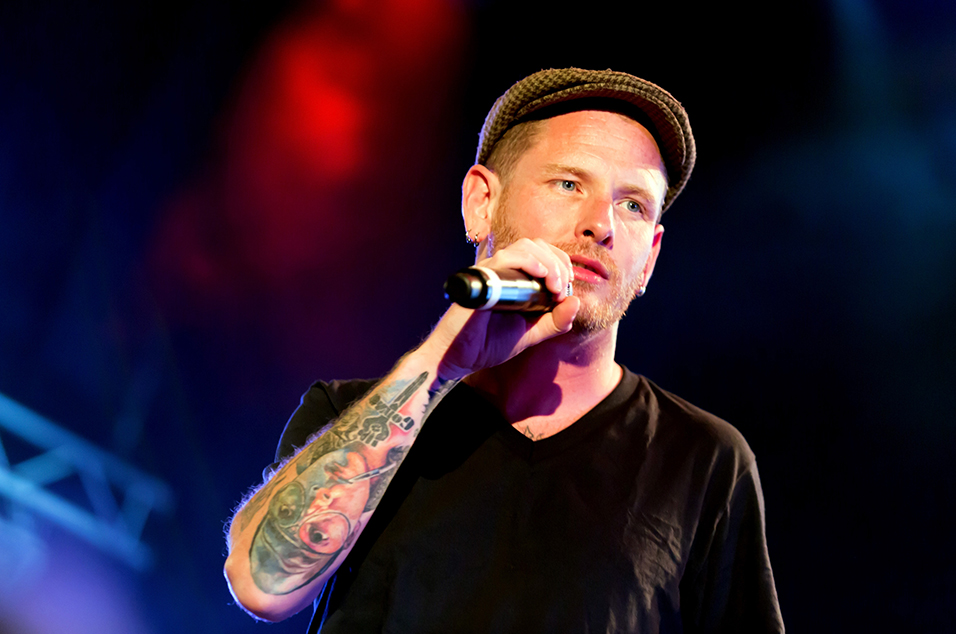 Slipknots Corey Taylor gives opinion on Black Lives 956x634