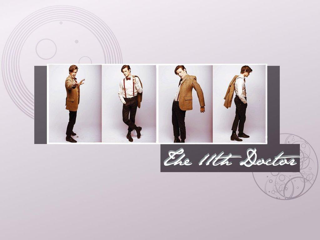 Matt Smith Wallpaper Updated by LaMoonstar 1024x768