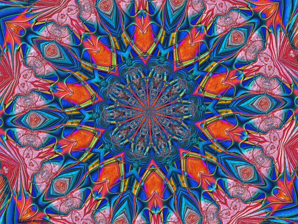 Mandala Desktop Wallpaper WallpaperSafari