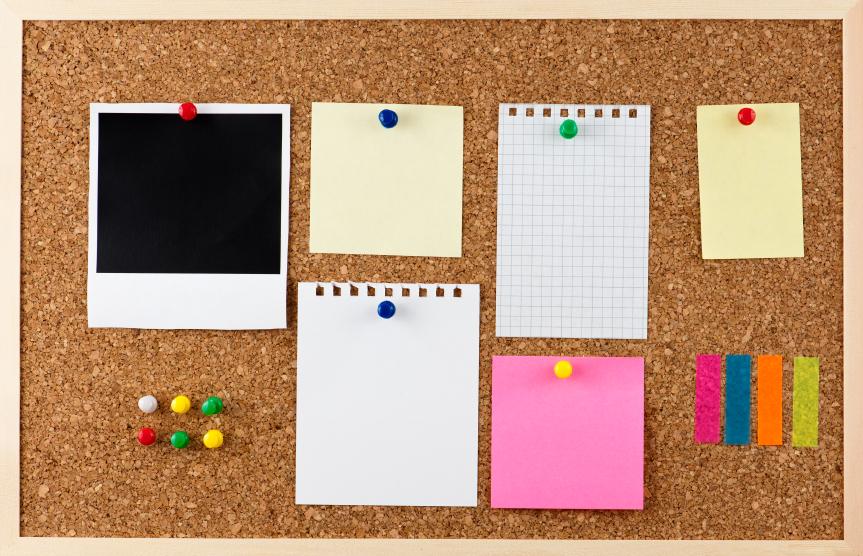 Corkboard Desktop Wallpaper - WallpaperSafari