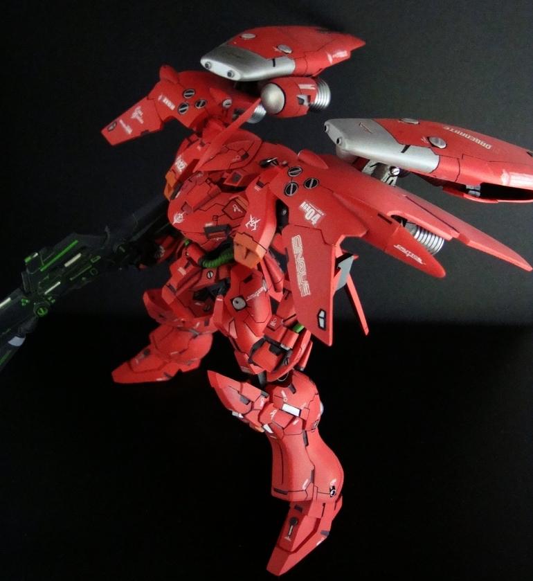 Gundam 0083 Suit Gundam 0083 Stardust 770x839