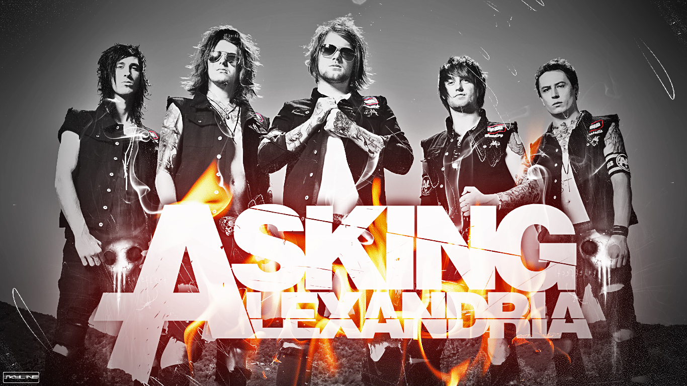 asking alexandria sourcejpg 1366x768