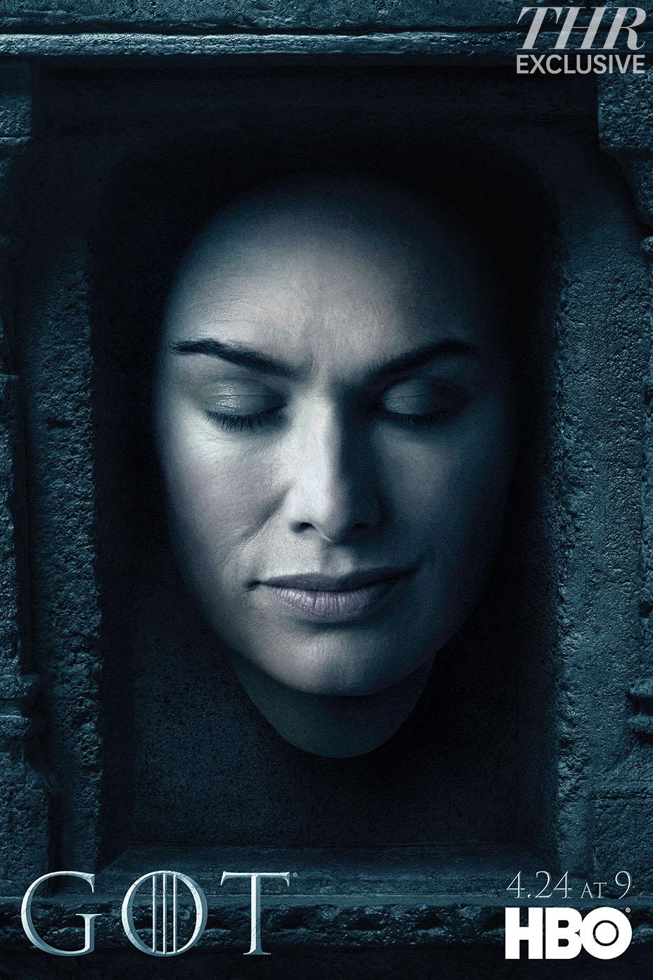 Game of Thrones teases season 6 with Hall of Faces posters 928x1393