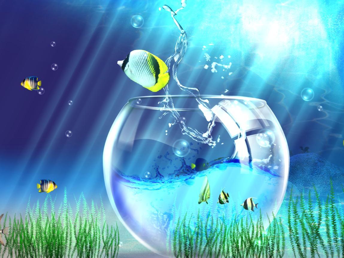 Download Beauty Of Ocean Animated Wallpaper DesktopAnimatedcom 1149x860
