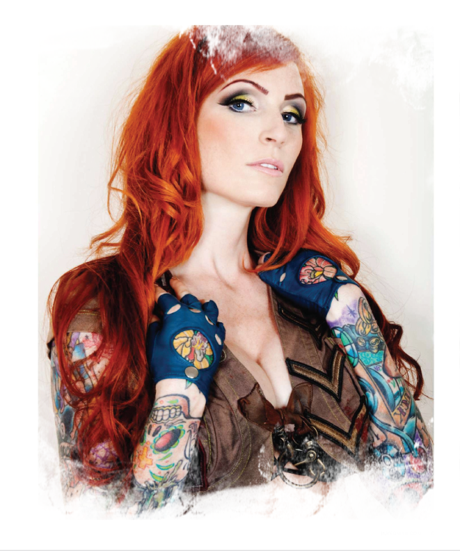 Images Of Inked Magazine Girls Kootation Com Wallpaper 661x792