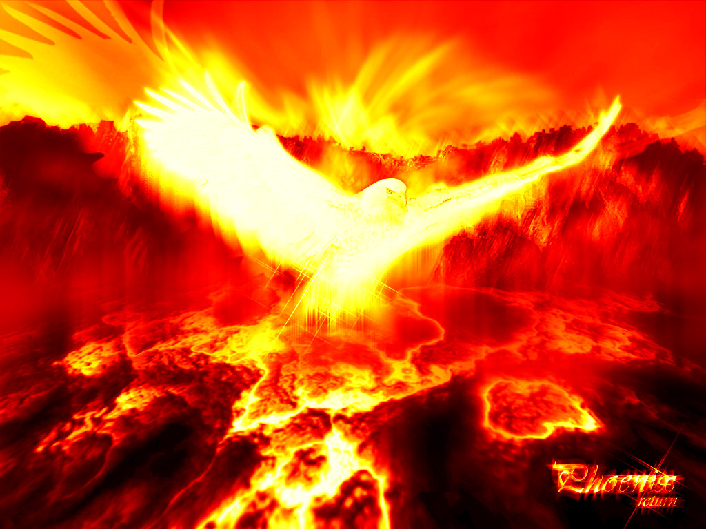 Phoenix Wallpaper HD