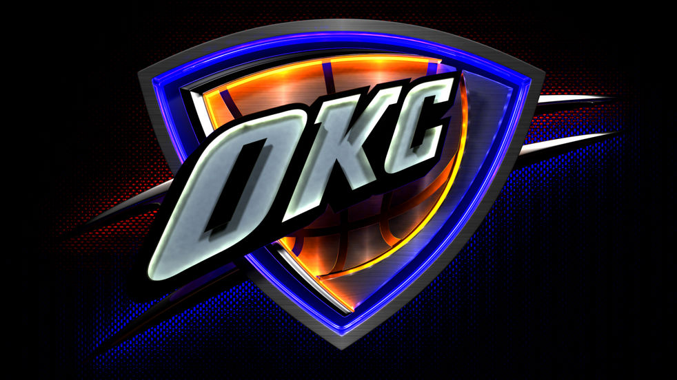 Oklahoma City Thunder HD Wallpaper - WallpaperSafari