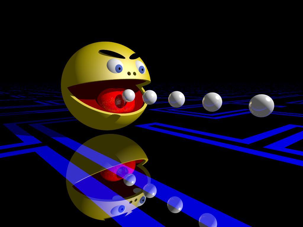 Cartoon Photo Collection Pac Man Cartoon Photos And Wallpapers 1024x768