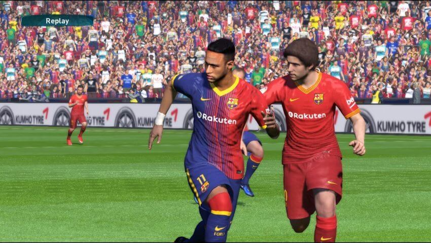 Free download FC Barcelona Leaked Kits 2017 2018 PES 2017 PATCH PES