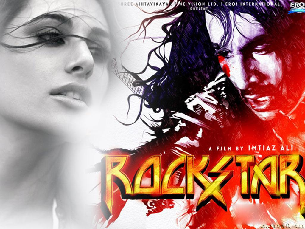Rock Star Movie Poster Rockstar 2011 1024x768