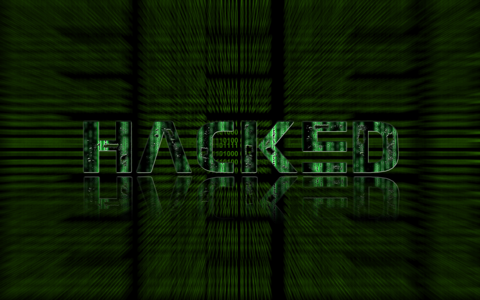 Hacked wallpaper by Emir4eqaL 1680x1050