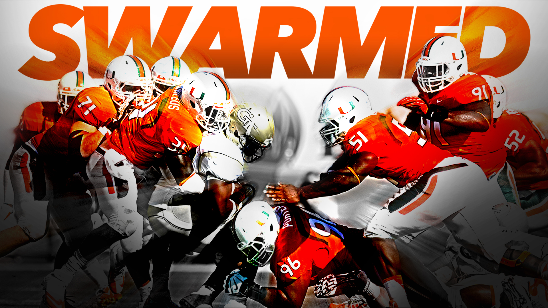 University Miami Hurricanes Official Athletic >> University of Miami Football Wallpaper - WallpaperSafari