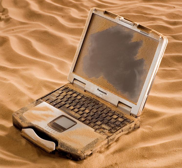 Toughbook CF 30 Unverwstliches Notebook von Panasonic   COMPUTER 745x686