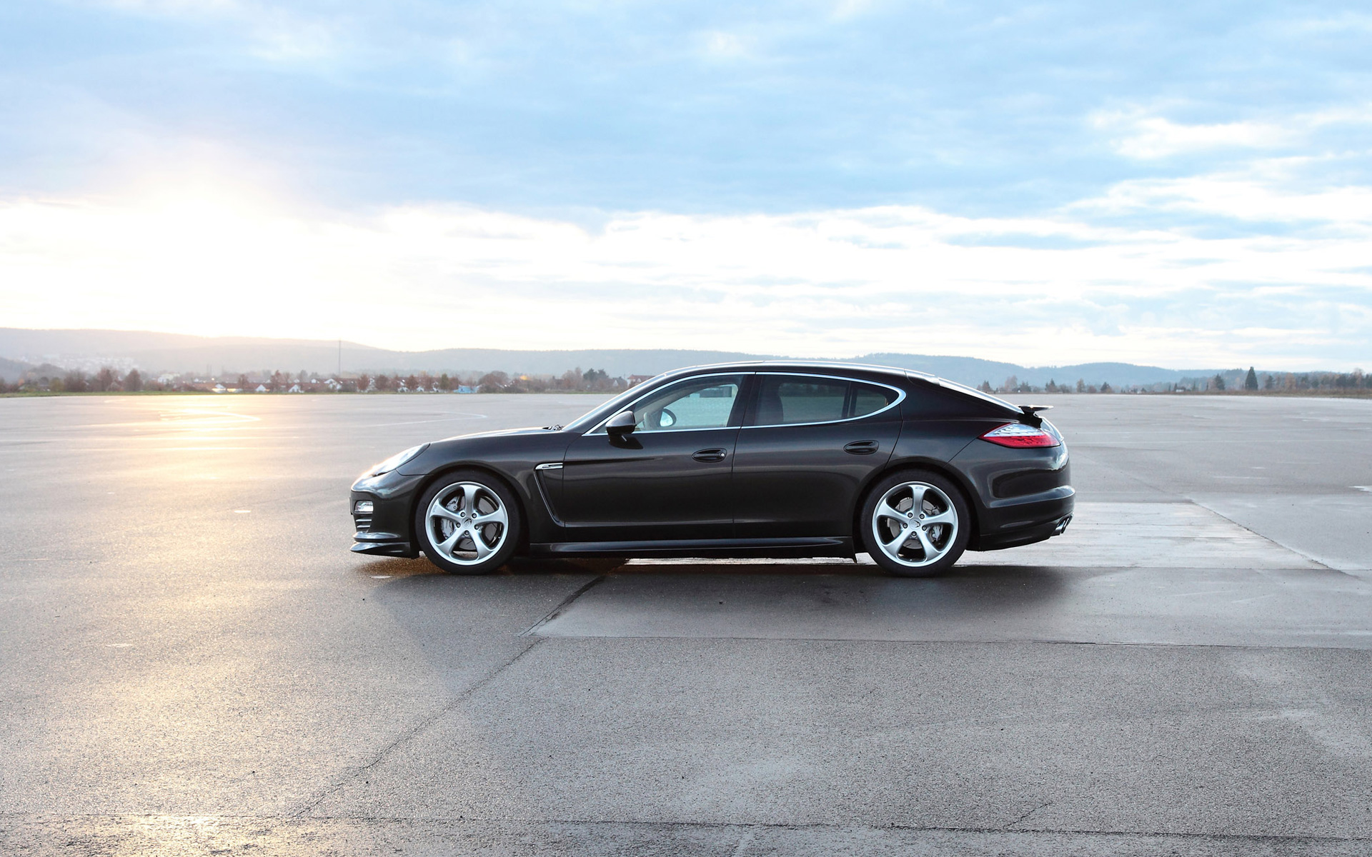 Porsche Techart Panamera Wallpaper HD Car Wallpapers 1920x1200