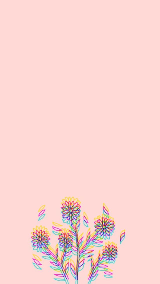 pink aesthetic wallpaper soft in 2018 Pinterest 640x1137