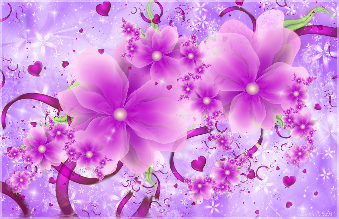 WnP Wallpapers Pictures pink flower romance wallpaper 1176x761