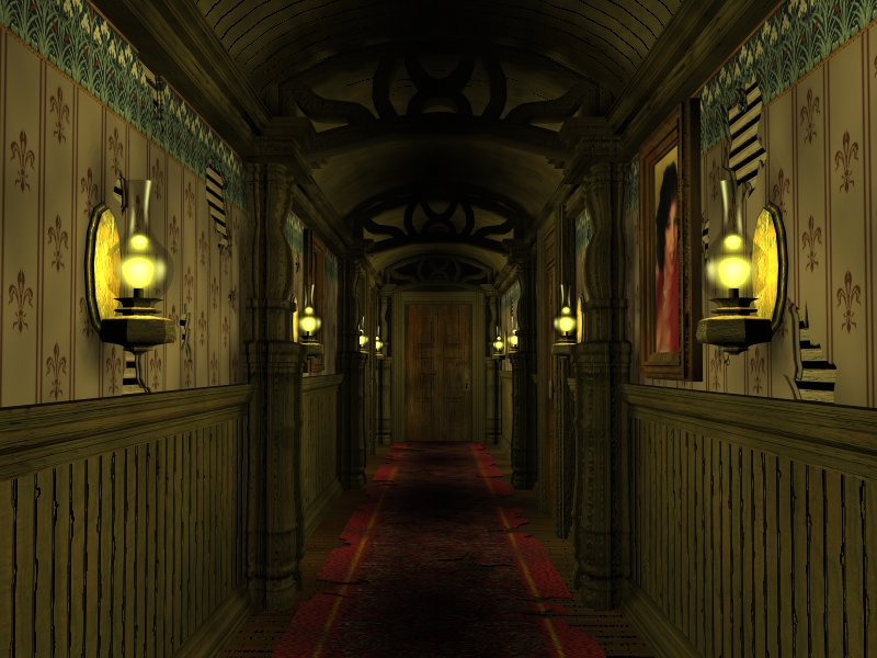 Haunted Mansion Foyer Wallpaper - WallpaperSafari