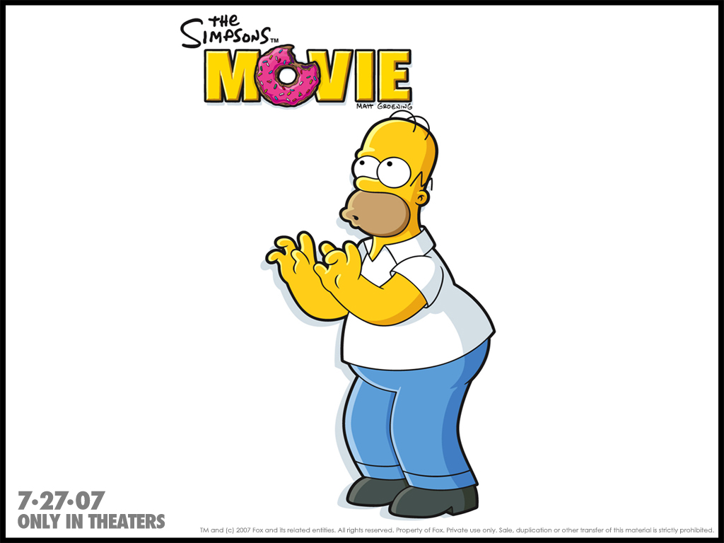 Free Download The Simpsons Movie The Simpsons Movie Wallpaper 105937 1024x768 For Your Desktop Mobile Tablet Explore 73 Simpsons Movie Wallpaper Crazy Wallpapers Homer Simpson Wallpaper Bart Simpson Wallpaper