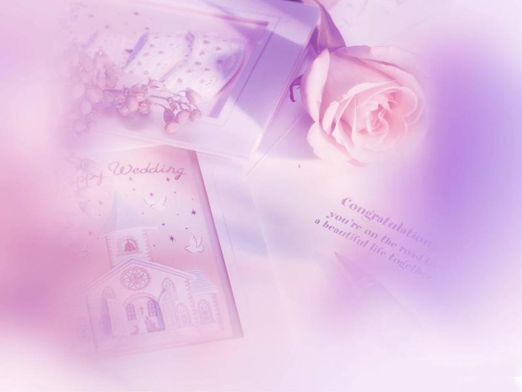 Wedding Flower Wallpaper