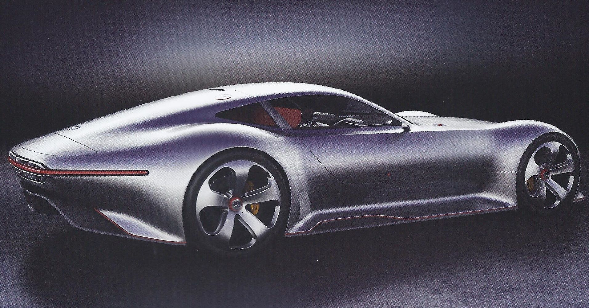 Mercedes Benz Releases Vision GT Project Teaser Video 1913x1003