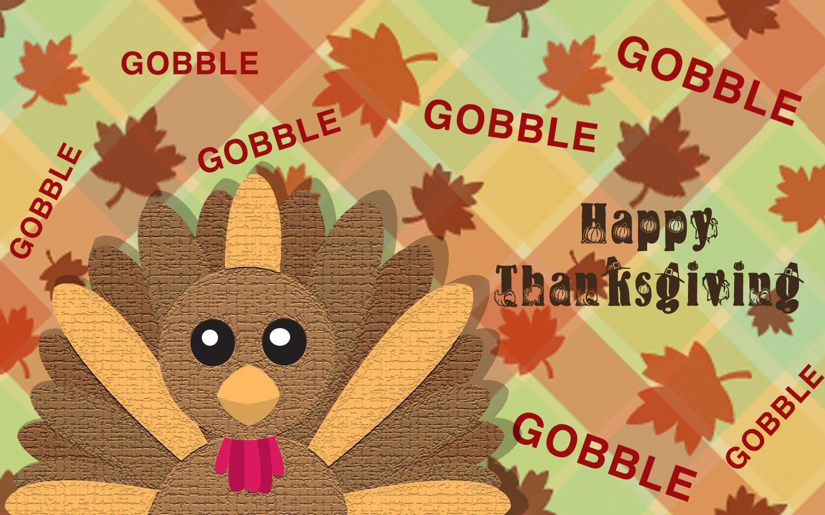 Happy Thanksgiving Computer Wallpapers   Top Happy 1680x1050