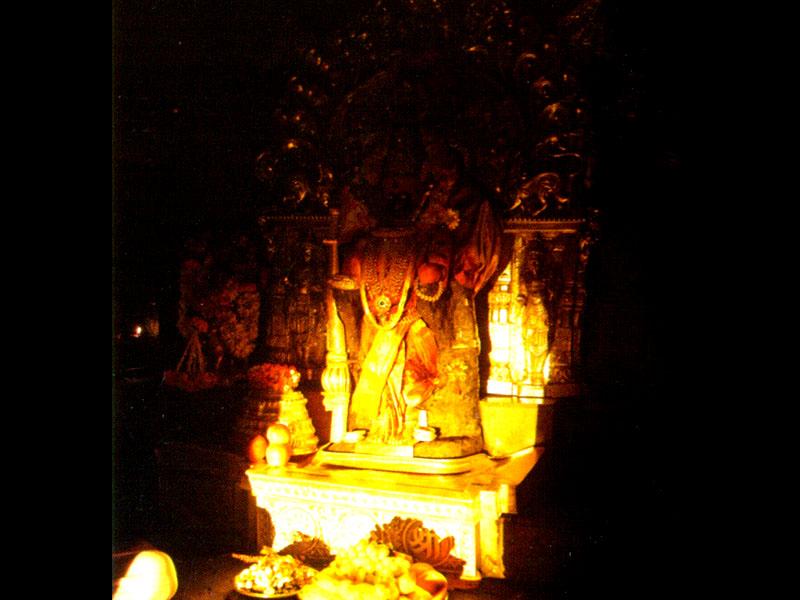Mahalaxmi Temple Kolhapur 800x600