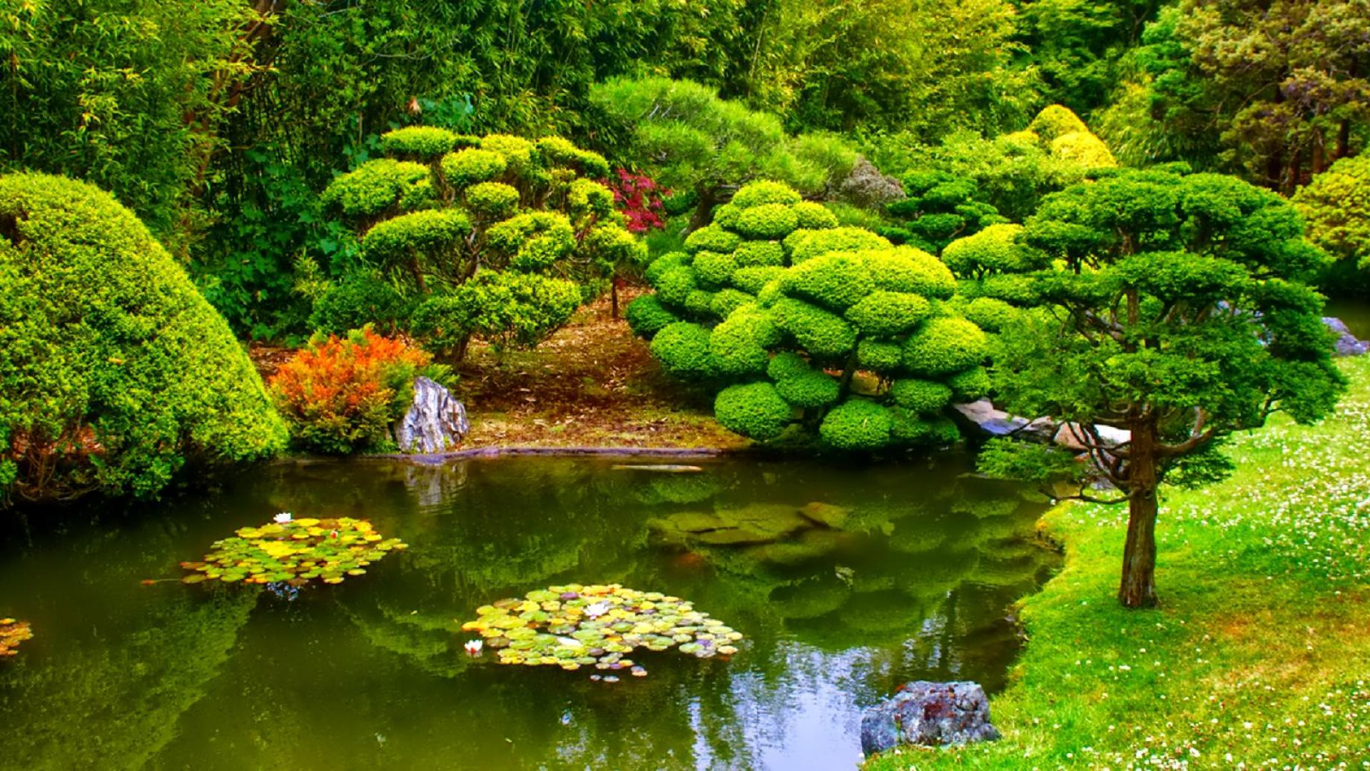 Japanese Garden Wallpapers: Japanese Garden Wallpaper