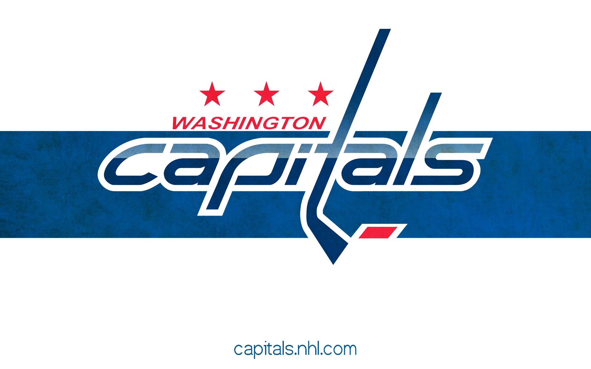 Washington Capitals Logo PC Android iPhone and iPad Wallpapers 1920x1200