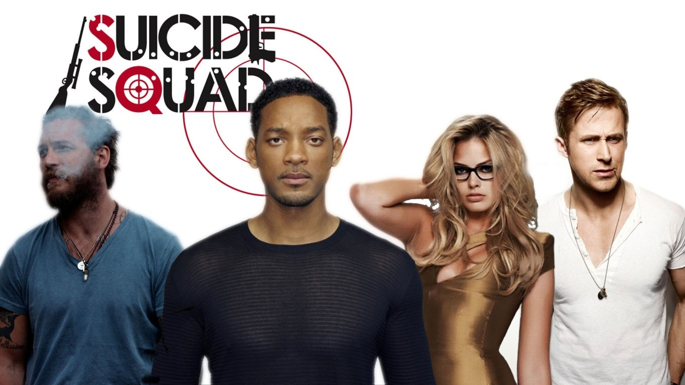 Wallpaper Suicide Squad Hd Wallpaper Upload at December 8 2014 by 1365x768