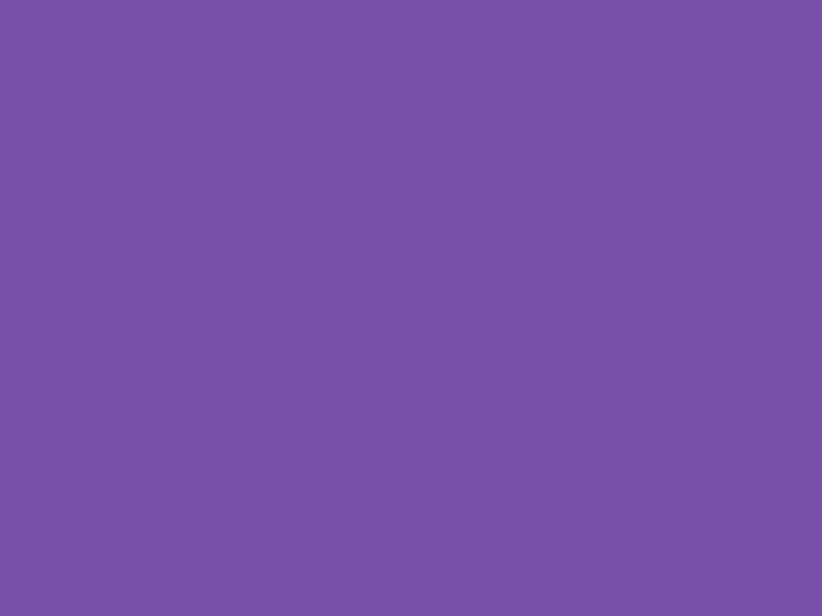 1152x864 resolution Royal Purple solid color background view and 1152x864