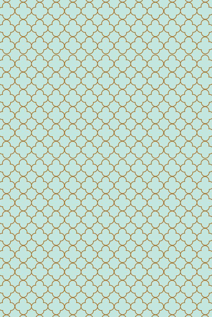 Mint And Gold Wallpaper Wallpapersafari