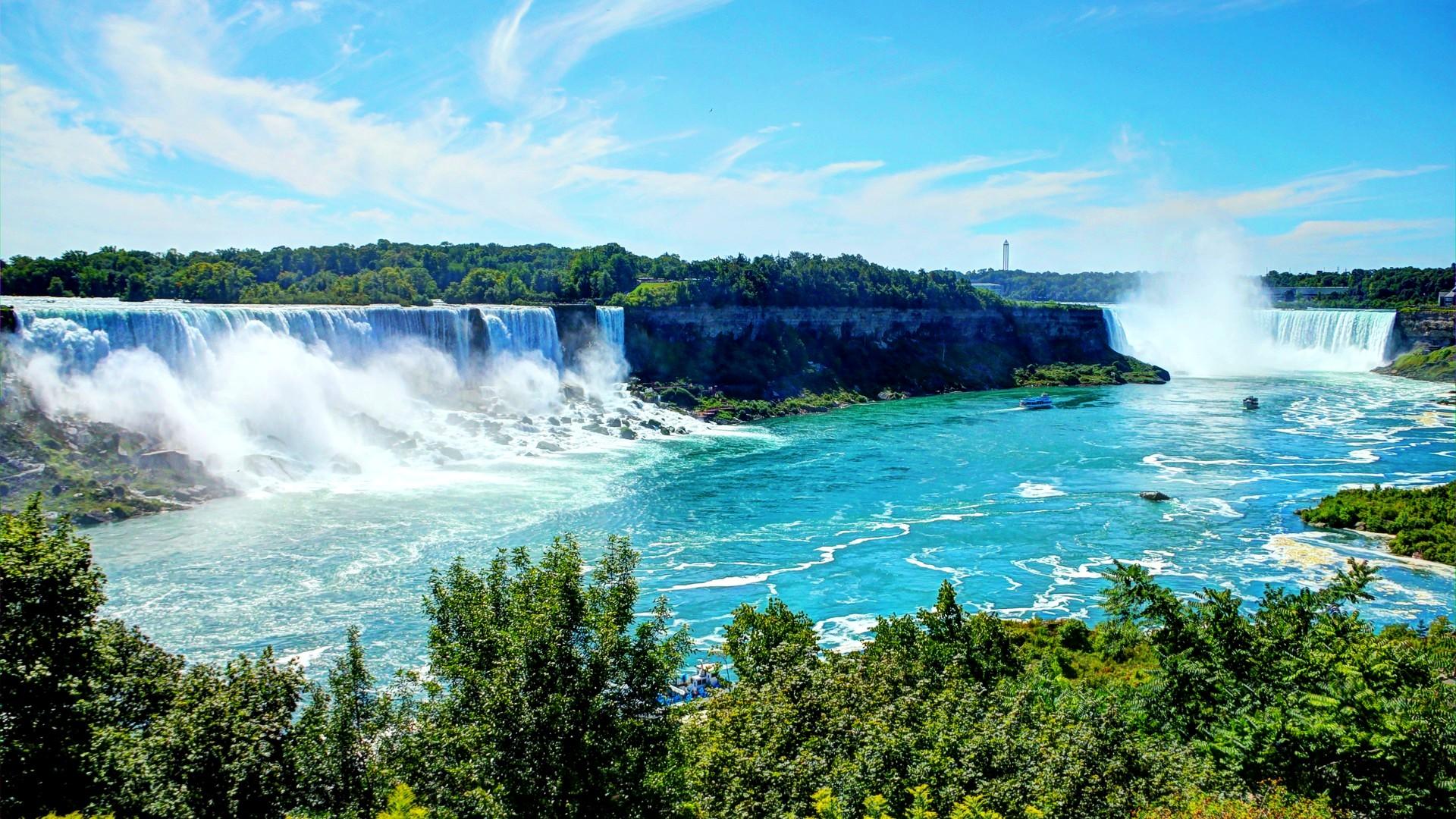 Niagara Falls HD Pictures 1920x1080