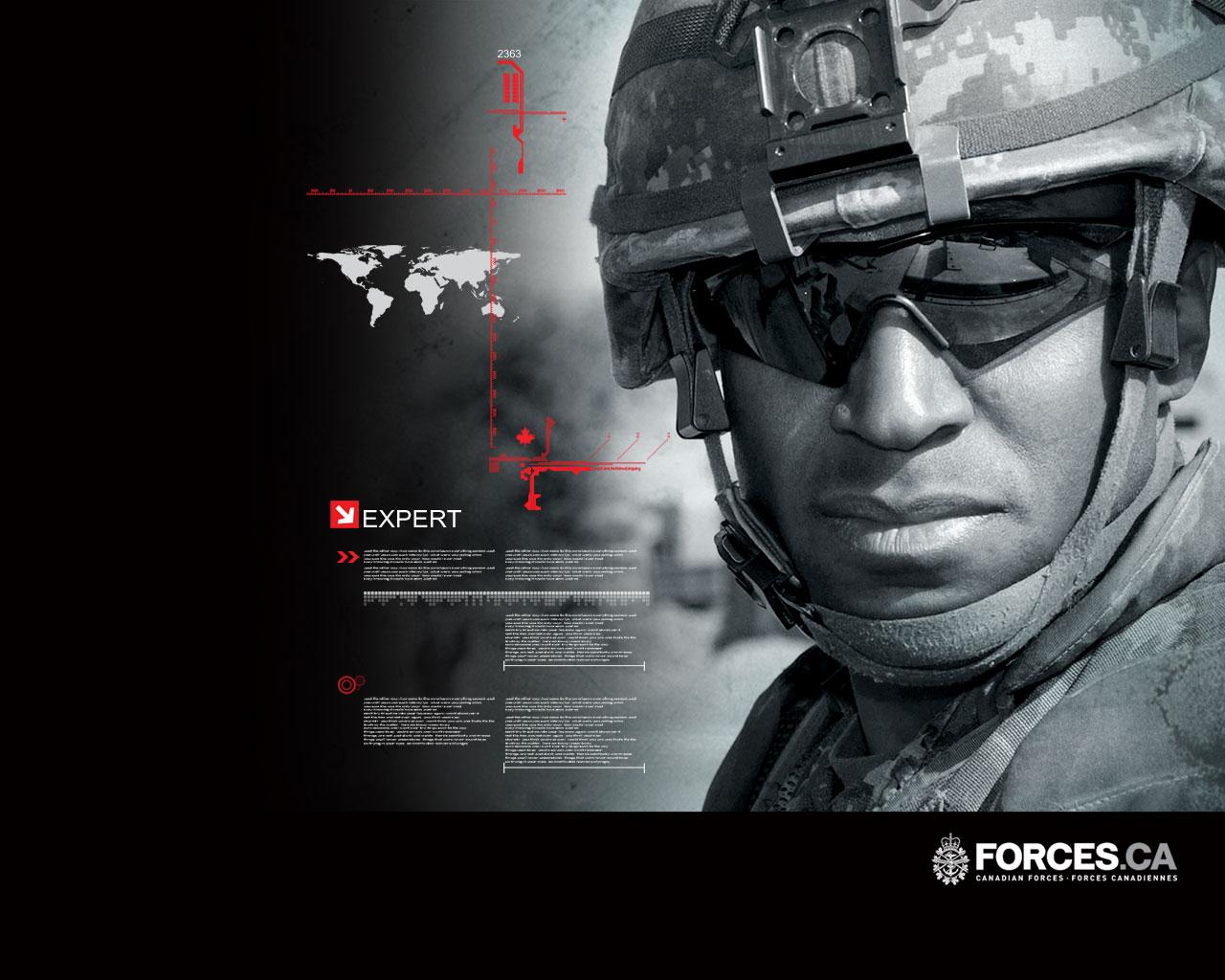 Canadian Military Wallpaper httpwwwforcescaenmediawallpaper 1280x1024