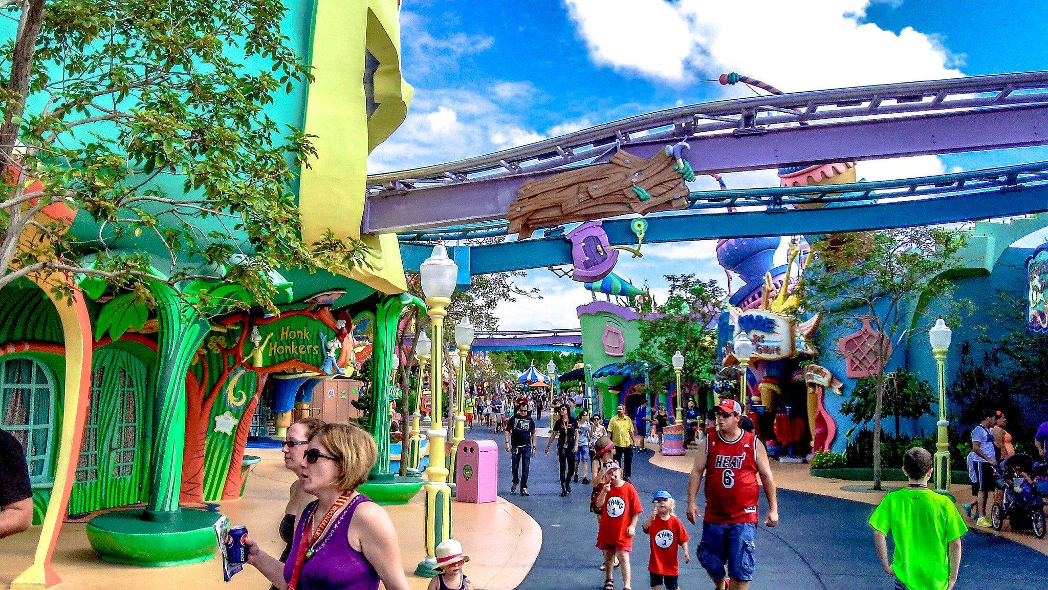Walt Disney World Resort Disney Orlando floride Florida USA universal 2048x1152