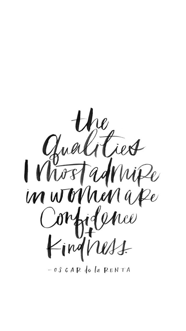 Black white calligraphy Oscar Wilde quote iphone phone wallpaper 640x1136