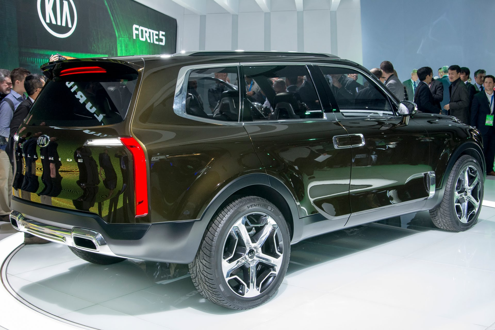 Kia Telluride 2017 HD Wallpapers 1920x1280