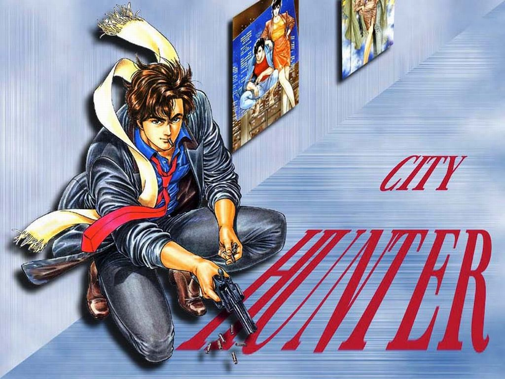 Free Download City Hunter Wallpaper De Jygueg Provenant De
