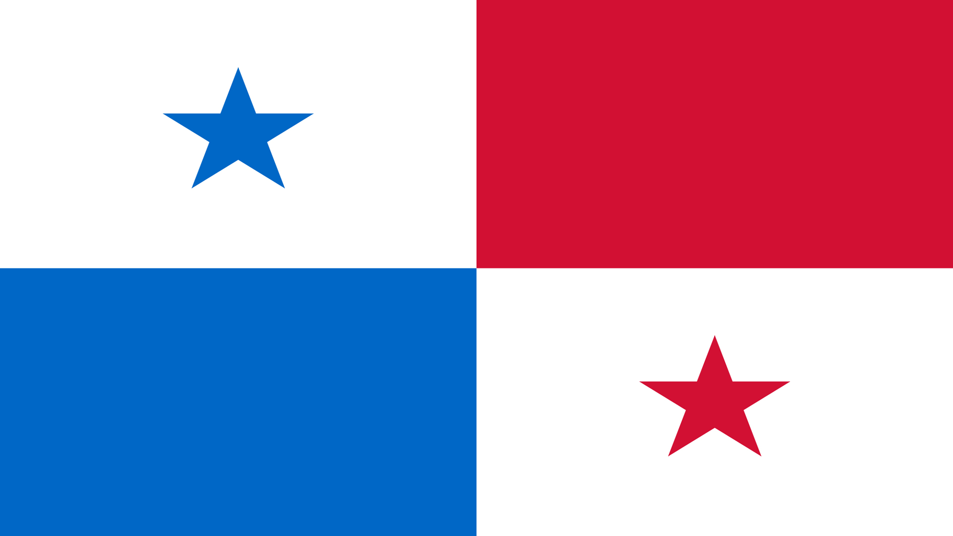 Panama Flag   Wallpaper High Definition High Quality Widescreen 1920x1080