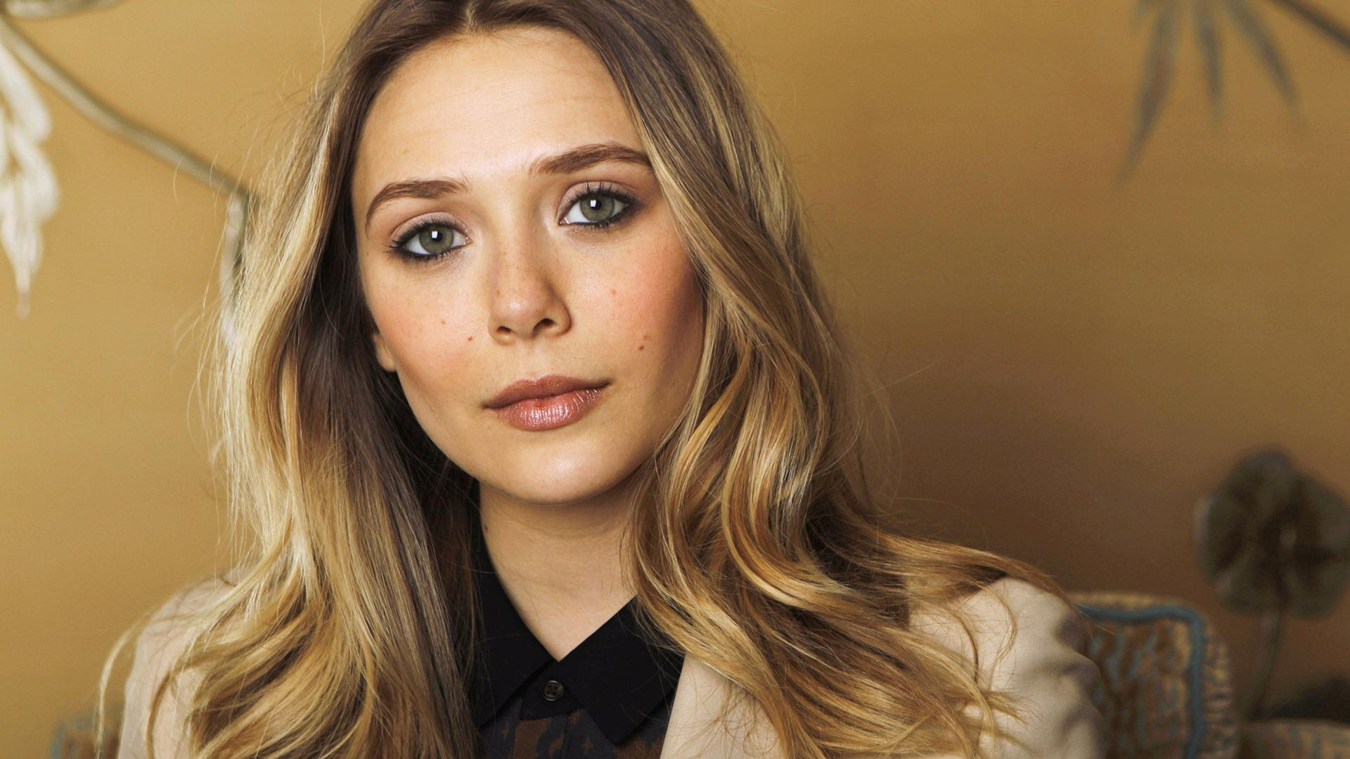 Elizabeth Olsen Actress Pictures 1920x1080