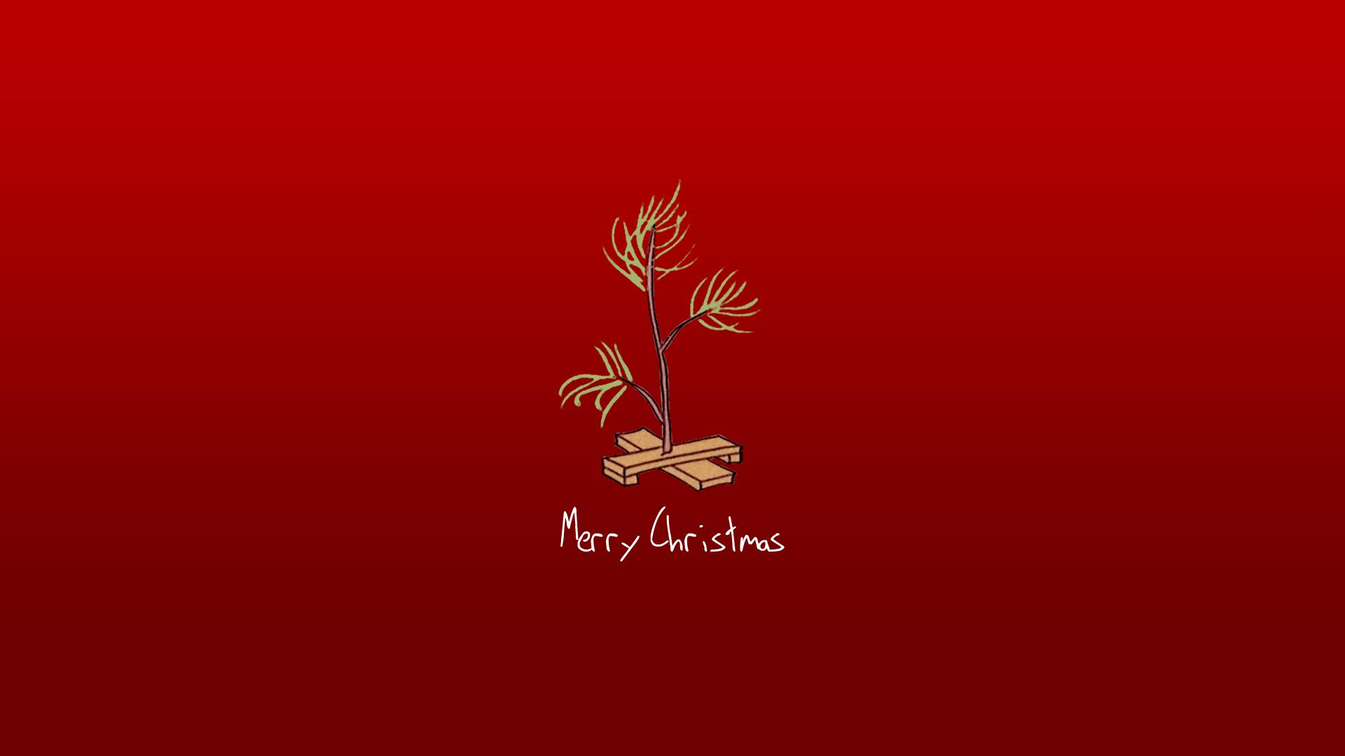 Minimal Christmas Wallpaper 338830 1920x1080