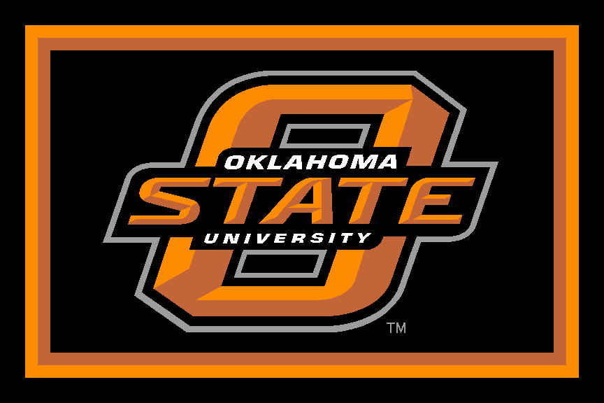 Free Download Oklahoma State Logo 864x576 For Your Desktop