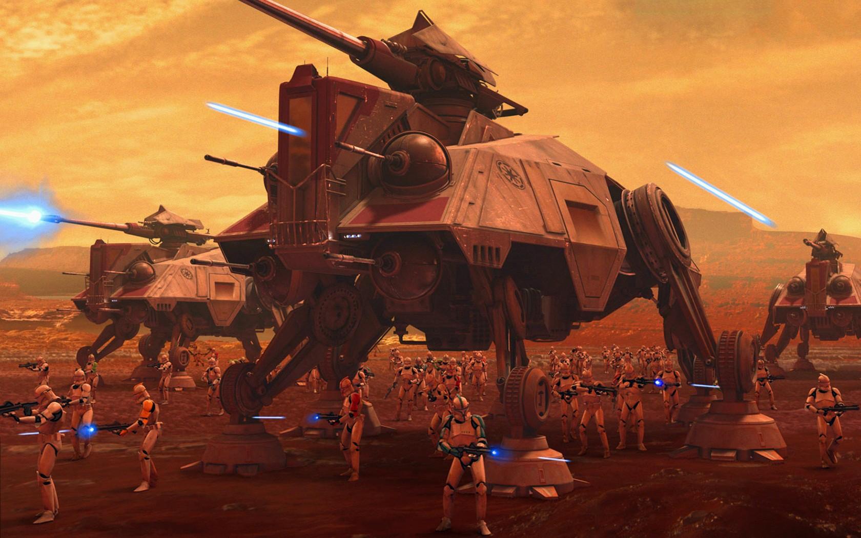 Movies Star wars The Clone wars wallpaper 1680x1050 1680x1050
