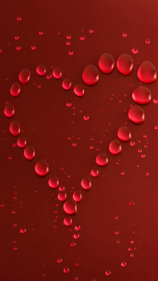 Wallpapers   Download Valentines Day Love Heart HD Wallpapers 640x1136