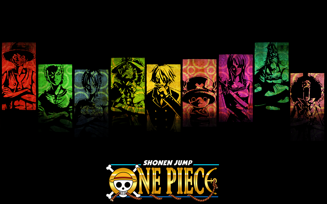 One Piece Crew Wallpaper Wallpapersafari