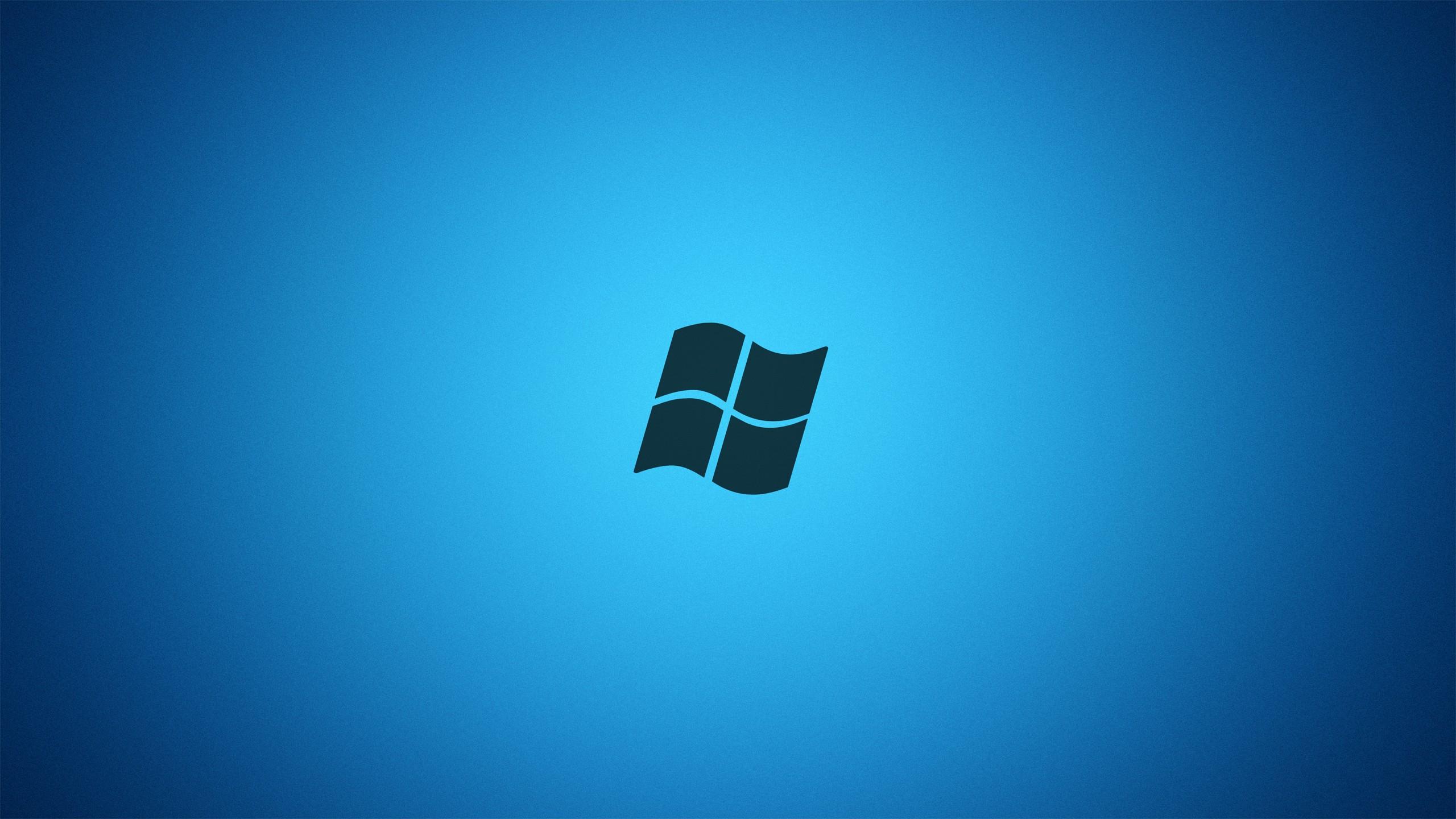 Blue Windows Background   Wallpaper 31081 2560x1440