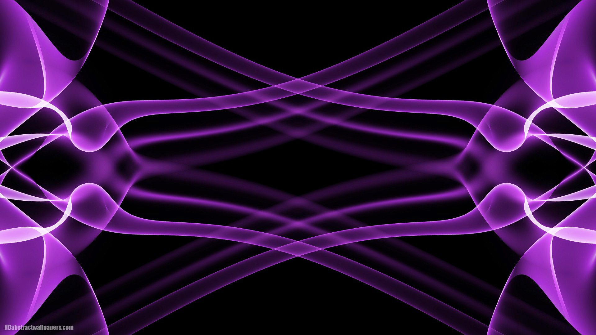 Abstract purple wallpaper with black background HD 1920x1080