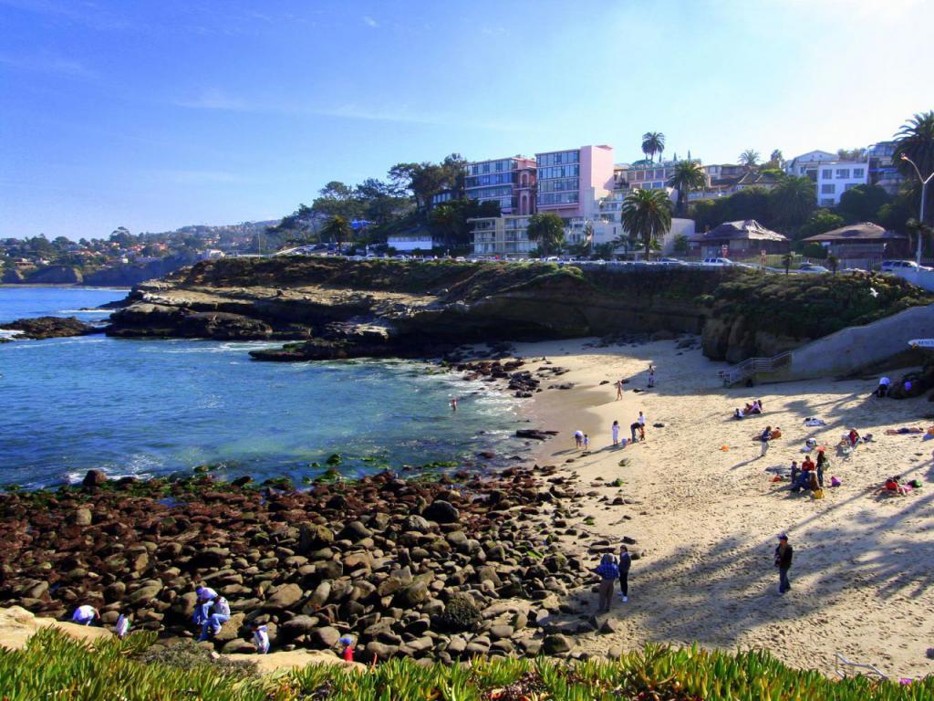 La Jolla Cove California   Robert Miller 1024x768 Wallpaper 2 1024x768